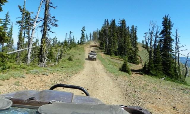 Pacific Northwest 4 Wheel Drive Association's 2011 Trail Jamboree – Day 3 of 5 114