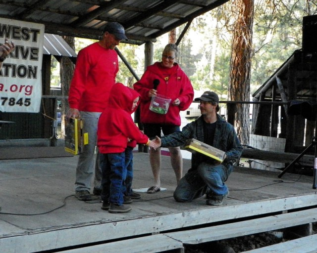 Pacific Northwest 4 Wheel Drive Association's 2011 Trail Jamboree – Day 3 of 5 139