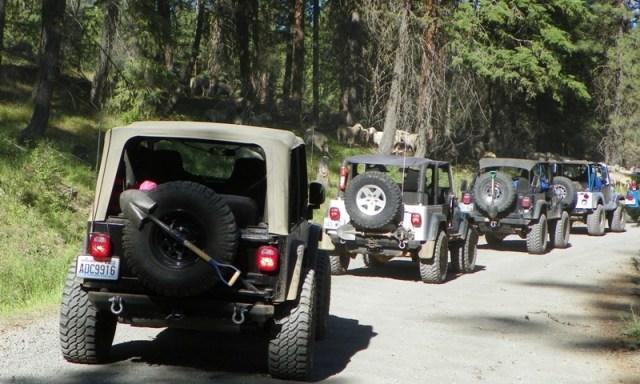 Pacific Northwest 4 Wheel Drive Association's 2011 Trail Jamboree – Day 4 & 5 of 5 2