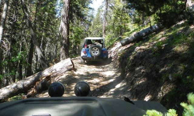 Pacific Northwest 4 Wheel Drive Association's 2011 Trail Jamboree – Day 4 & 5 of 5 11