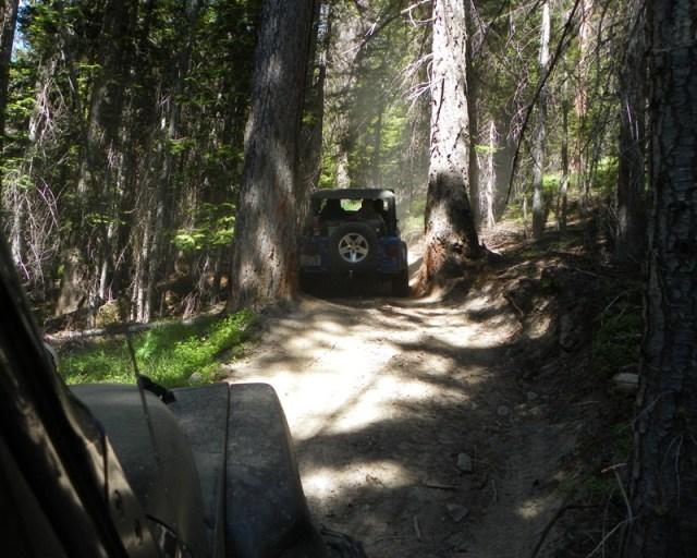 Pacific Northwest 4 Wheel Drive Association's 2011 Trail Jamboree – Day 4 & 5 of 5 13