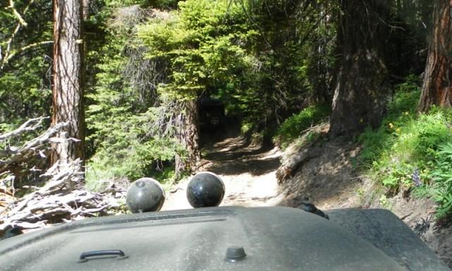 Pacific Northwest 4 Wheel Drive Association's 2011 Trail Jamboree – Day 4 & 5 of 5 16