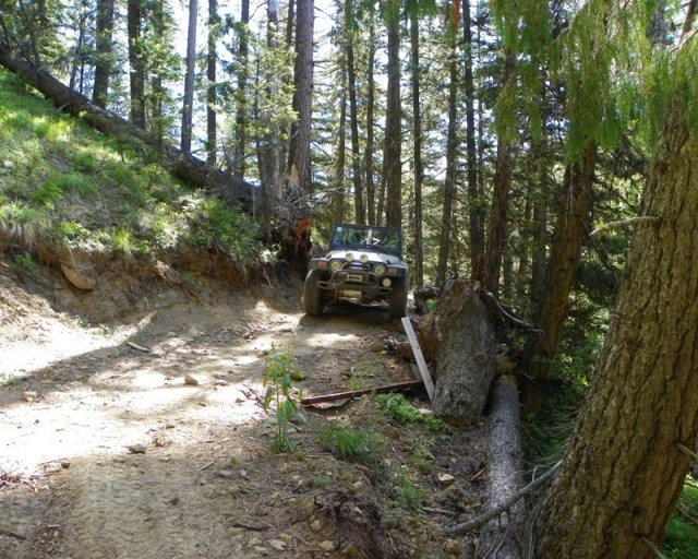 Pacific Northwest 4 Wheel Drive Association's 2011 Trail Jamboree – Day 4 & 5 of 5 17