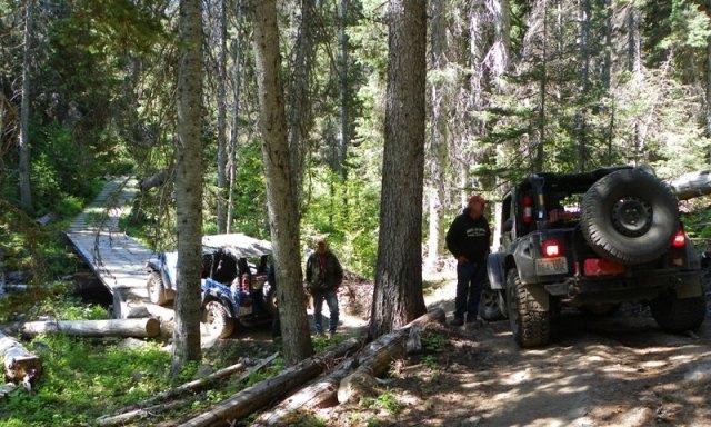 Pacific Northwest 4 Wheel Drive Association's 2011 Trail Jamboree – Day 4 & 5 of 5 25