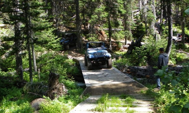 Pacific Northwest 4 Wheel Drive Association's 2011 Trail Jamboree – Day 4 & 5 of 5 30