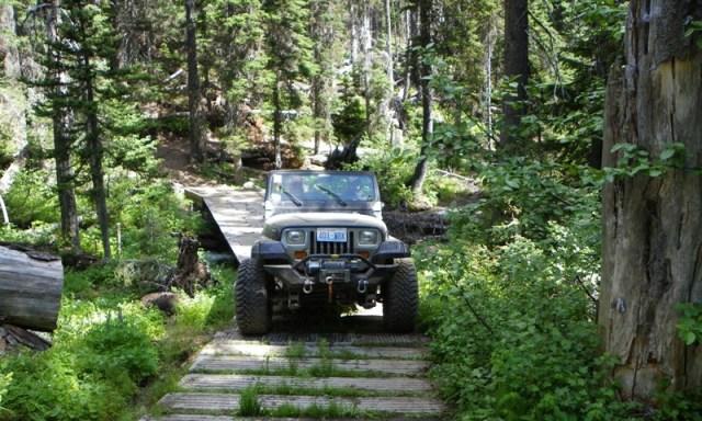 Pacific Northwest 4 Wheel Drive Association's 2011 Trail Jamboree – Day 4 & 5 of 5 36