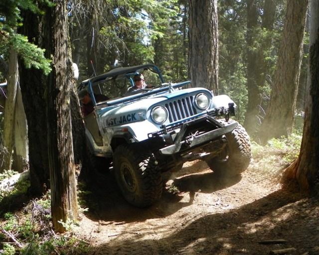 Pacific Northwest 4 Wheel Drive Association's 2011 Trail Jamboree – Day 4 & 5 of 5 41