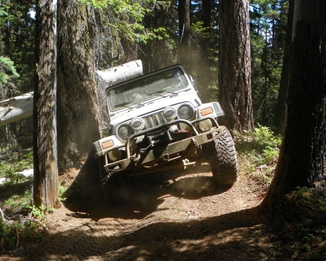 Pacific Northwest 4 Wheel Drive Association's 2011 Trail Jamboree – Day 4 & 5 of 5 44