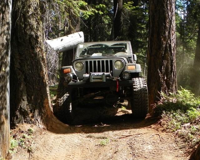 Pacific Northwest 4 Wheel Drive Association's 2011 Trail Jamboree – Day 4 & 5 of 5 45