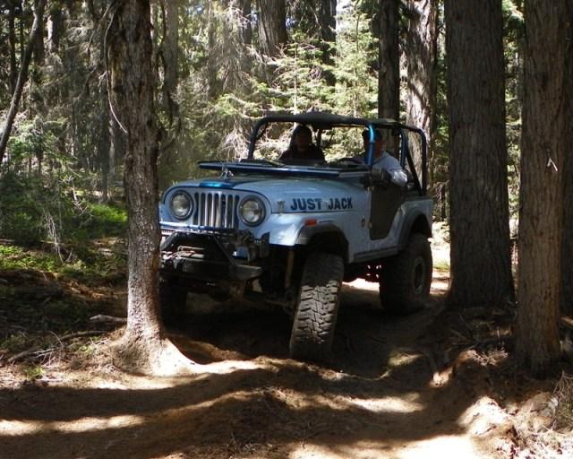 Pacific Northwest 4 Wheel Drive Association's 2011 Trail Jamboree – Day 4 & 5 of 5 50