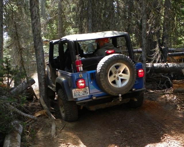 Pacific Northwest 4 Wheel Drive Association's 2011 Trail Jamboree – Day 4 & 5 of 5 52
