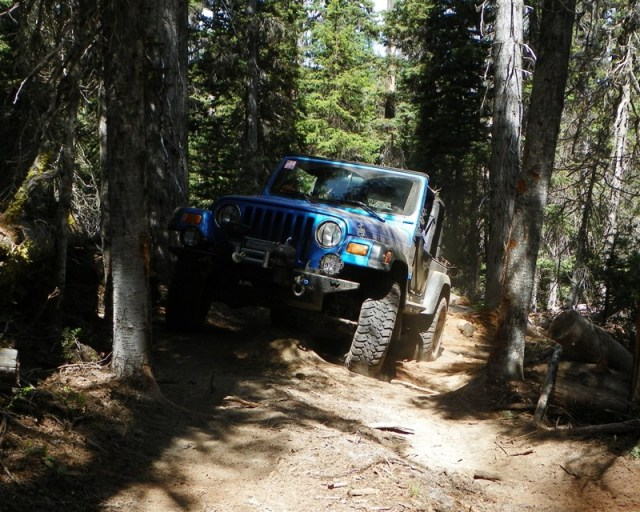 Pacific Northwest 4 Wheel Drive Association's 2011 Trail Jamboree – Day 4 & 5 of 5 54