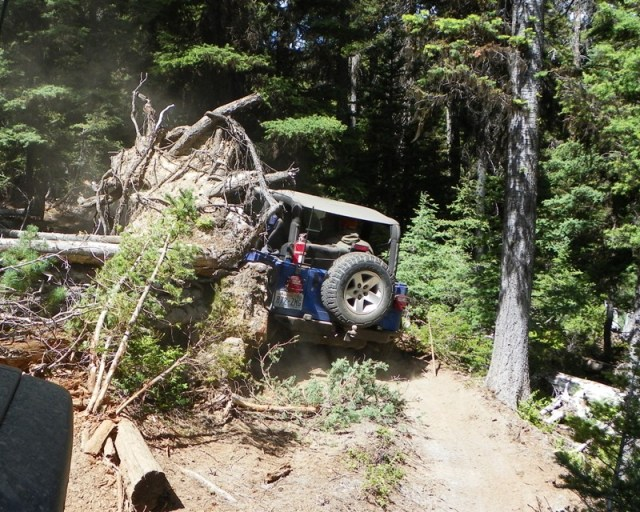Pacific Northwest 4 Wheel Drive Association's 2011 Trail Jamboree – Day 4 & 5 of 5 57