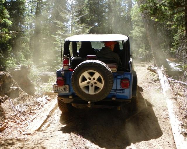 Pacific Northwest 4 Wheel Drive Association's 2011 Trail Jamboree – Day 4 & 5 of 5 58