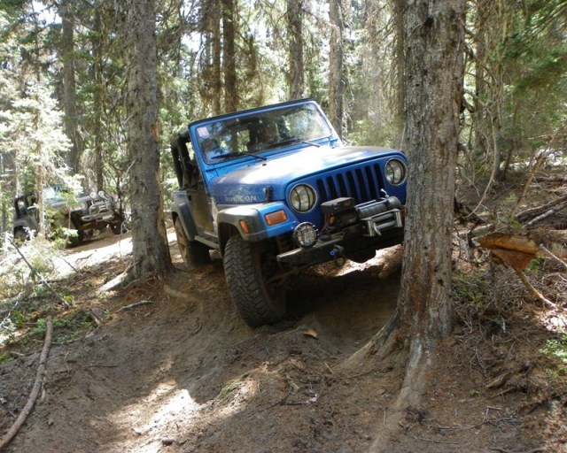 Pacific Northwest 4 Wheel Drive Association's 2011 Trail Jamboree – Day 4 & 5 of 5 64