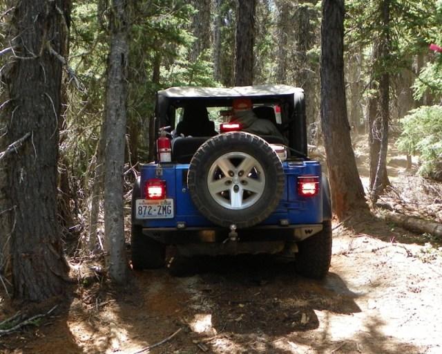 Pacific Northwest 4 Wheel Drive Association's 2011 Trail Jamboree – Day 4 & 5 of 5 66