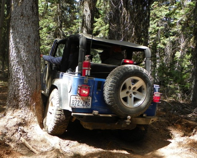 Pacific Northwest 4 Wheel Drive Association's 2011 Trail Jamboree – Day 4 & 5 of 5 67