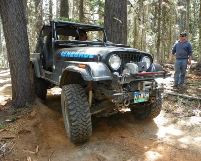 Pacific Northwest 4 Wheel Drive Association's 2011 Trail Jamboree – Day 4 & 5 of 5 78