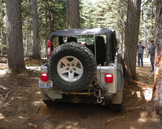 Pacific Northwest 4 Wheel Drive Association's 2011 Trail Jamboree – Day 4 & 5 of 5 82