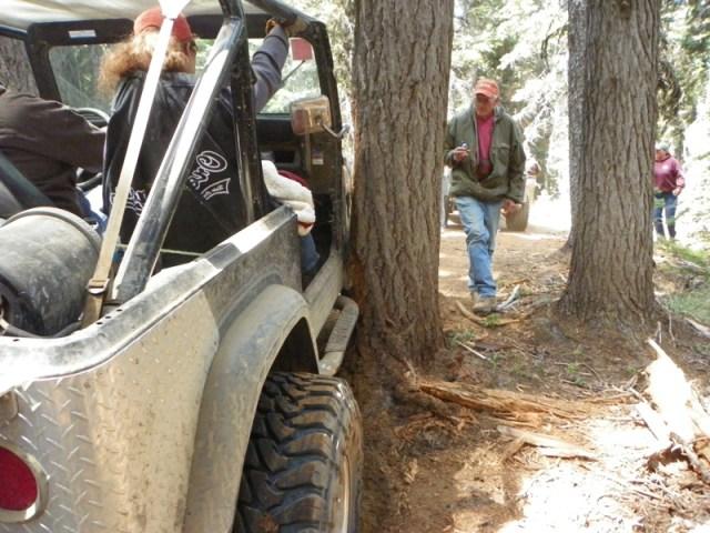 Pacific Northwest 4 Wheel Drive Association's 2011 Trail Jamboree – Day 4 & 5 of 5 89