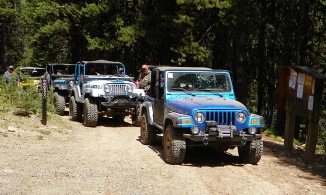 Pacific Northwest 4 Wheel Drive Association's 2011 Trail Jamboree – Day 4 & 5 of 5 94