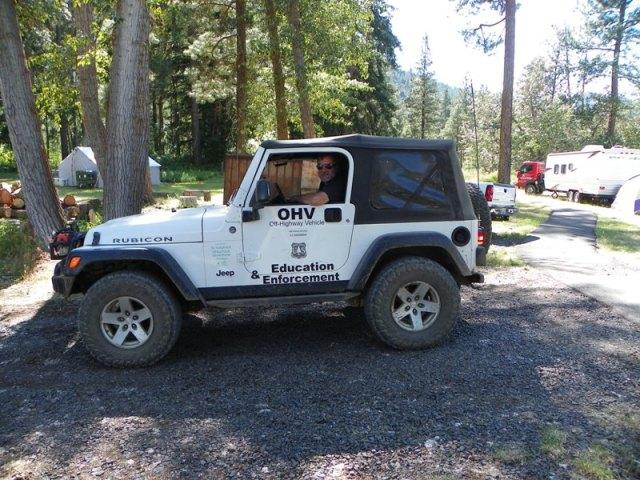 Pacific Northwest 4 Wheel Drive Association's 2011 Trail Jamboree – Day 4 & 5 of 5 112