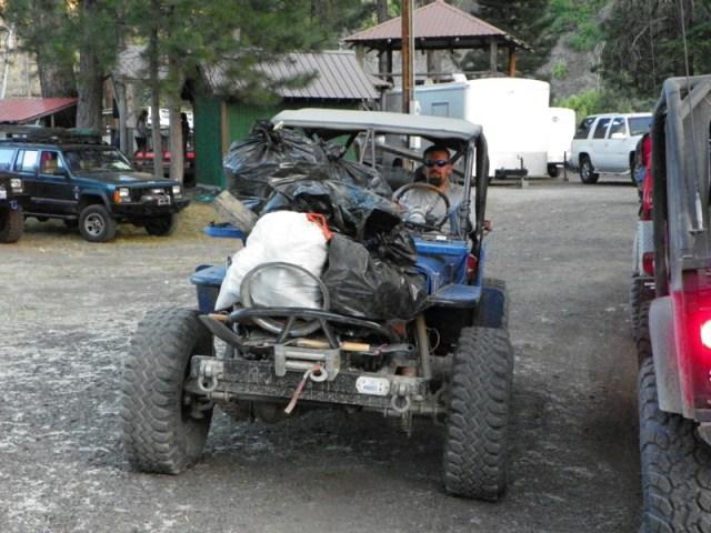 Pacific Northwest 4 Wheel Drive Association's 2011 Trail Jamboree – Day 4 & 5 of 5 133