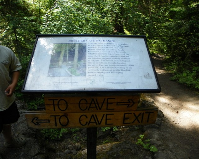 Boulder Cave Hike 22