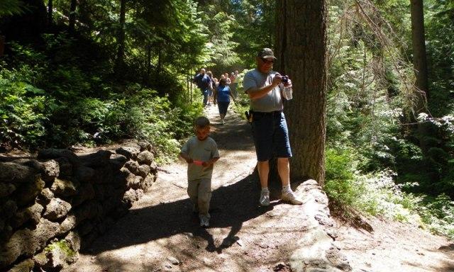 Boulder Cave Hike 27