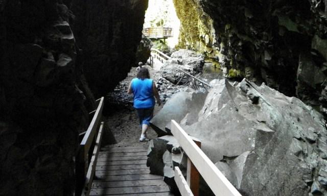 Boulder Cave Hike 45
