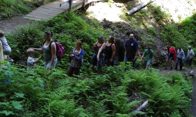 Boulder Cave Hike 54