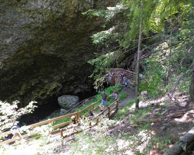 Boulder Cave Hike 57