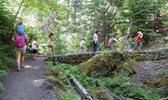 Boulder Cave Hike 61