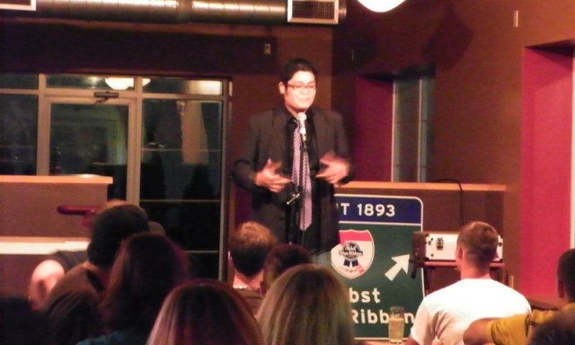 The Magic and Comedy of Ed Mejia 7