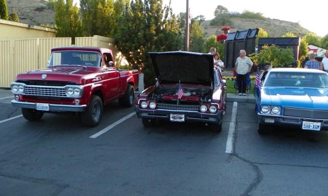 Hot Rods & Harleys 32