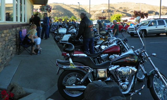 Hot Rods & Harleys 21