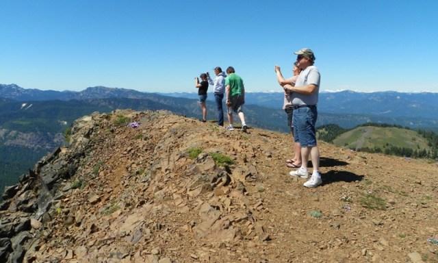 Little Bald Mountain Backroads Run 2