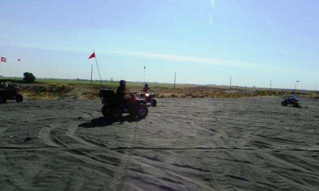 2011 Moses Lake Sand Dunes ORV Run 7