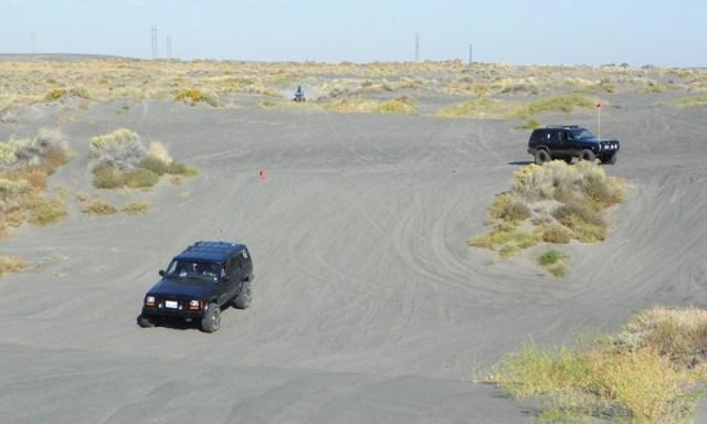 2011 Moses Lake Sand Dunes ORV Run 9