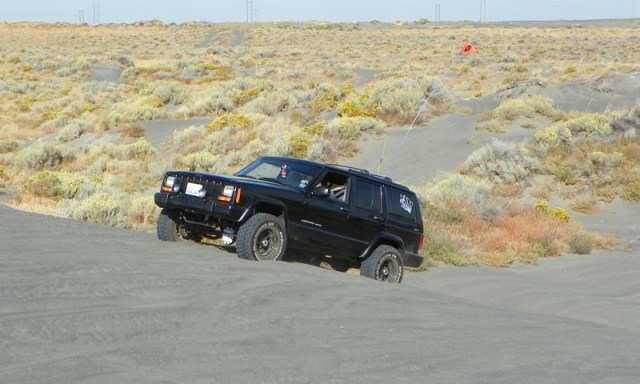 2011 Moses Lake Sand Dunes ORV Run 10