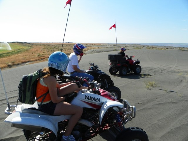 2011 Moses Lake Sand Dunes ORV Run 23