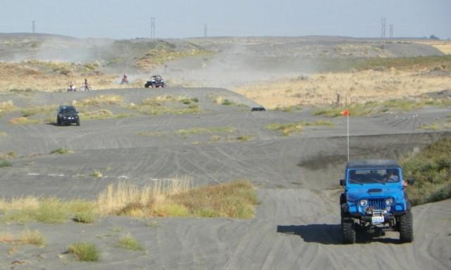 2011 Moses Lake Sand Dunes ORV Run 24