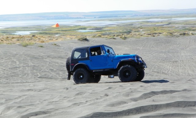 2011 Moses Lake Sand Dunes ORV Run 35
