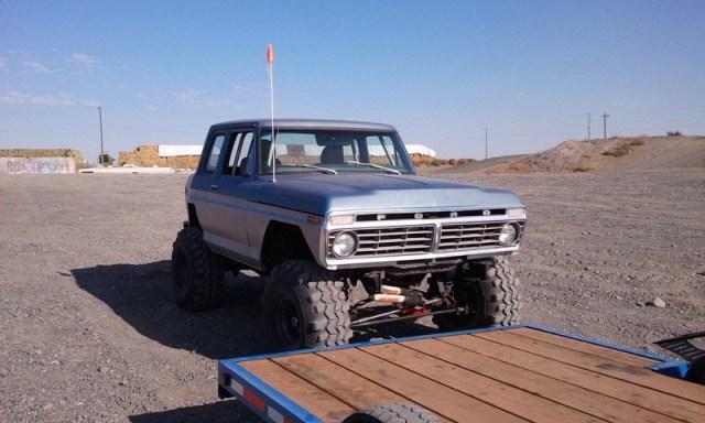 2011 Moses Lake Sand Dunes ORV Run 52