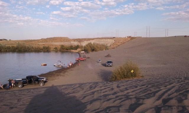 2011 Moses Lake Sand Dunes ORV Run 57