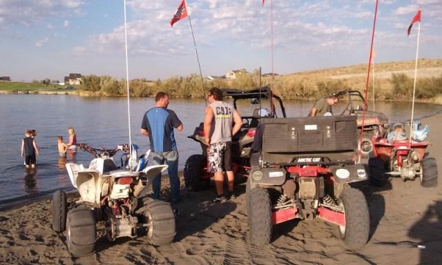 2011 Moses Lake Sand Dunes ORV Run 58