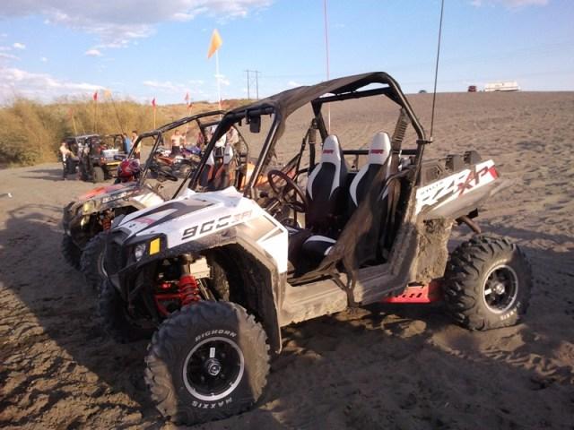 2011 Moses Lake Sand Dunes ORV Run 62