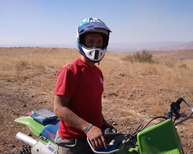 Wenas Wildlife Area Dirt bike/Quad Run – Sept 5 2011 2