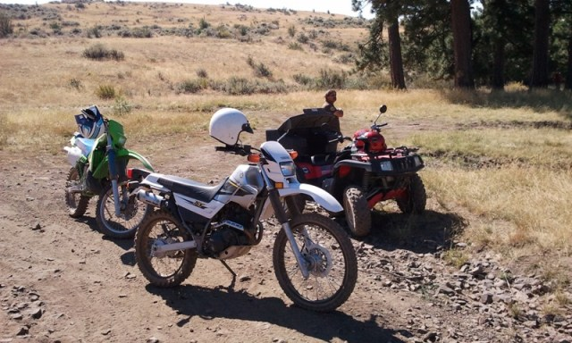Wenas Wildlife Area Dirt bike/Quad Run – Sept 5 2011 6