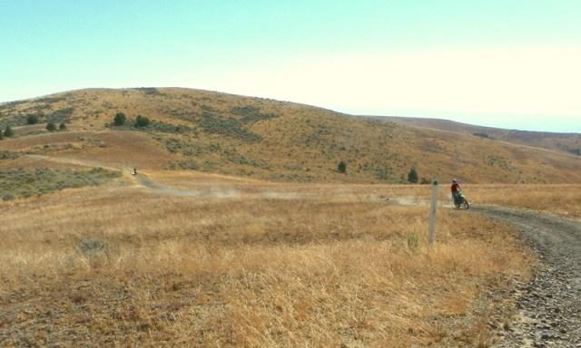 Wenas Wildlife Area Dirt bike/Quad Run – Sept 5 2011 7